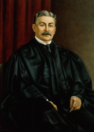 The Collection of the Supreme Court of the United States (Artist: C. Gregory Stapko)